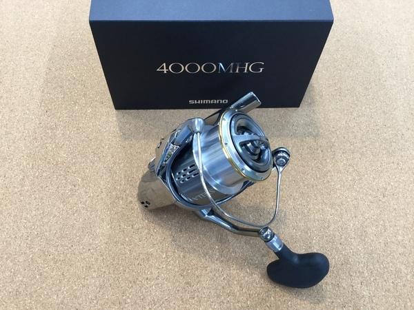 【最新釣具買取情報】「シマノ 18ステラ 4000MHG など…」買取り入荷致しました!(りんくうアウトレット店)サムネイル