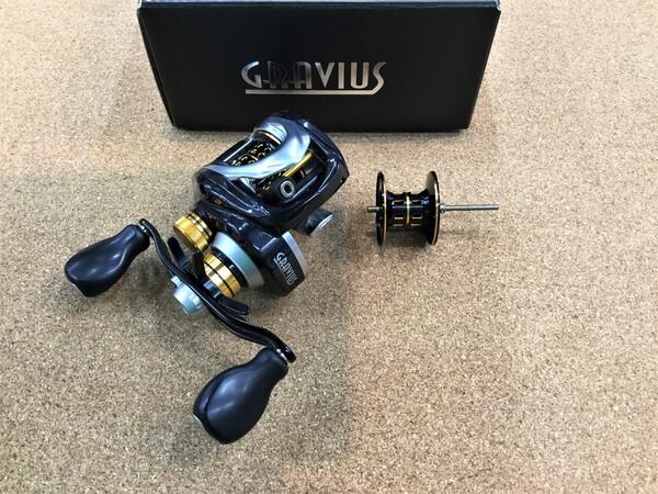 狭山店 本日の釣具買取商品「ジーニアス GRAVIUS 7.3RHが、買取入荷しました!」(狭山店)サムネイル