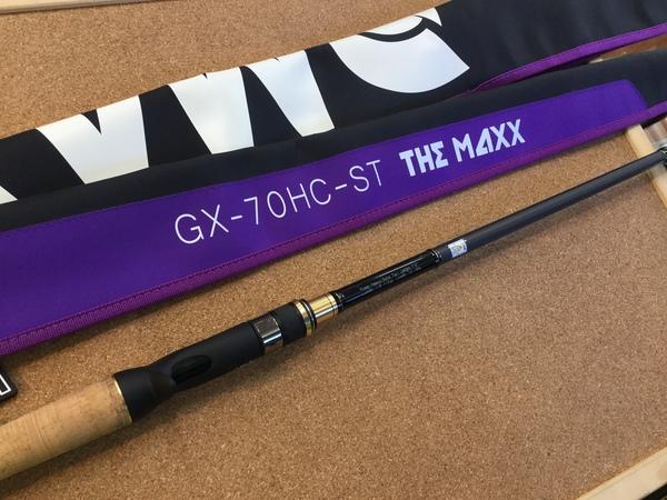 葛の葉店【最新釣具買取情報】「レイドジャパン グラディエーター・マキシマム GX-70CH-ST【THE MAXX】、レイドジャパン グラディエーター・アンチ GA-74XHC【ディフューザー】、シマノ 17コンプレックスC2500S F4、13メタニウムXG、初代アンタレス」買取り入荷しました。(つりどうぐ一休 葛の葉店)サムネイル