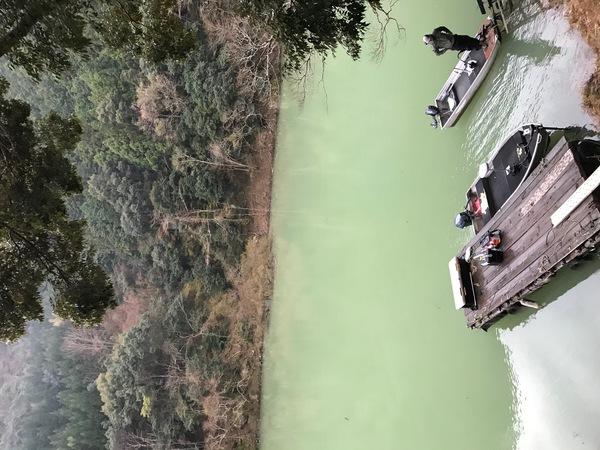 葛の葉店スタッフ 七川ダム釣果情報 【2021年3月25日】サムネイル