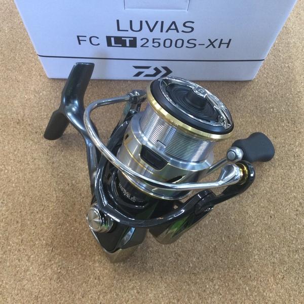 葛の葉店【最新釣具買取情報】「ダイワ 20ルビアスFC LT2500S-XH」買取り入荷しました。(つりどうぐ一休 葛の葉店)サムネイル