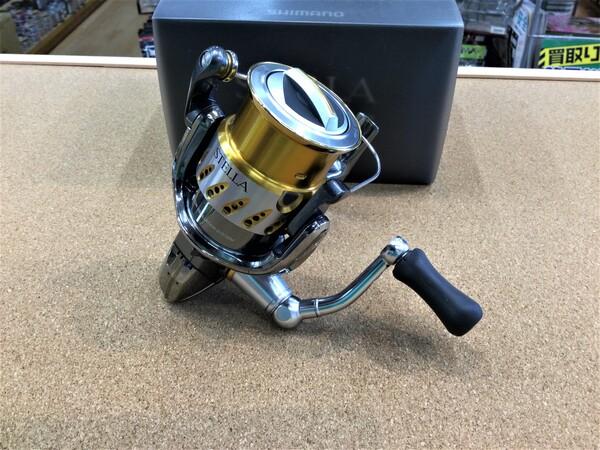 狭山店 本日の釣具買取商品「シマノ 07ステラ 2500Sが、買取入荷しました!」(狭山店)サムネイル