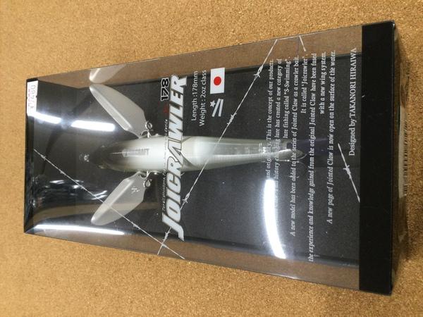 (新製品入荷情報)ガンクラフト ジョイクローラー178、ガンクラフト アイルトン63MR、ガンクラフト コソジグミニ&コソジグ 入荷致しました。(寝屋川店)サムネイル