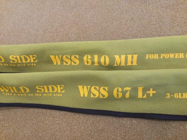 (新製品入荷情報)レジットデザイン WSS67L+ WSS610MH SOS65L SOC66XH+ SOC69MH-2 SOC611H-2、内外出版社 ルアーマガジン2021年11月号 入荷致しました。(寝屋川店)サムネイル